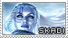 Smite Stamps: Skadi by mothquake