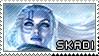 Smite Stamps: Skadi by mothquake