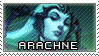 Smite Stamps: Arachne by mothquake