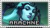 Smite Stamps: Arachne by mothquake
