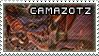 Smite Stamps: Camazotz by mothquake