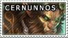 Smite Stamps: Cernunnos by mothquake