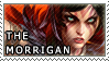 Smite Stamps: The Morrigan by mothquake