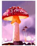 Mushroom mood