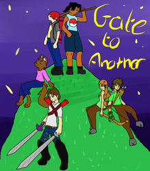 Gate to Another (and description of upload stuff)