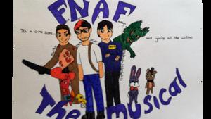 Fnaf The Musical Fan Art