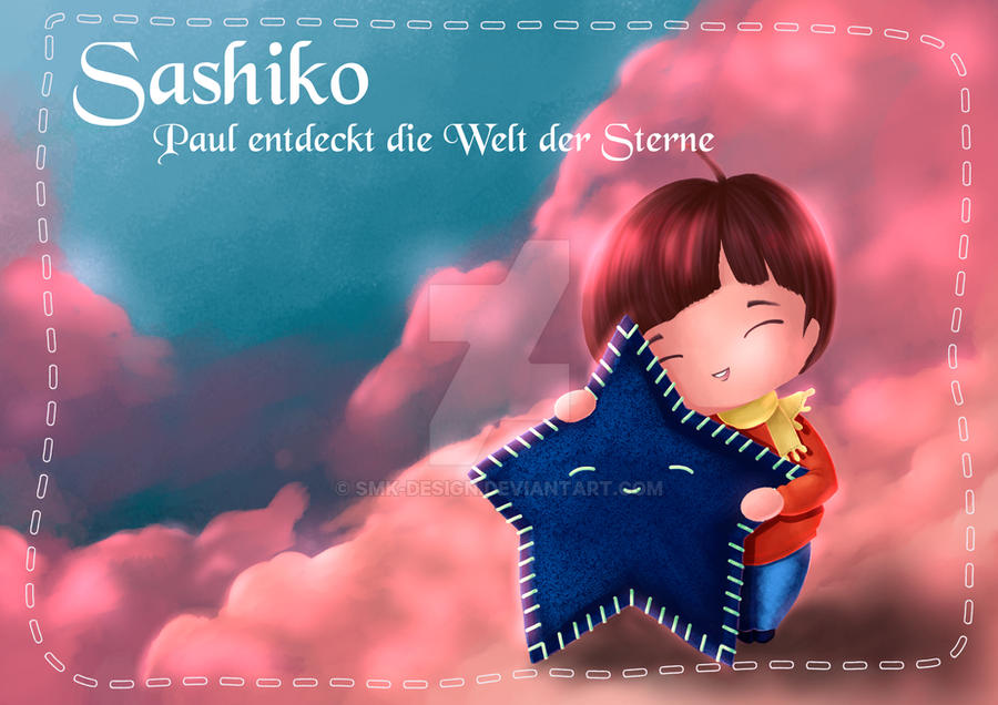 Sashiko - Paul discovers the stars' world by SMK-Design
