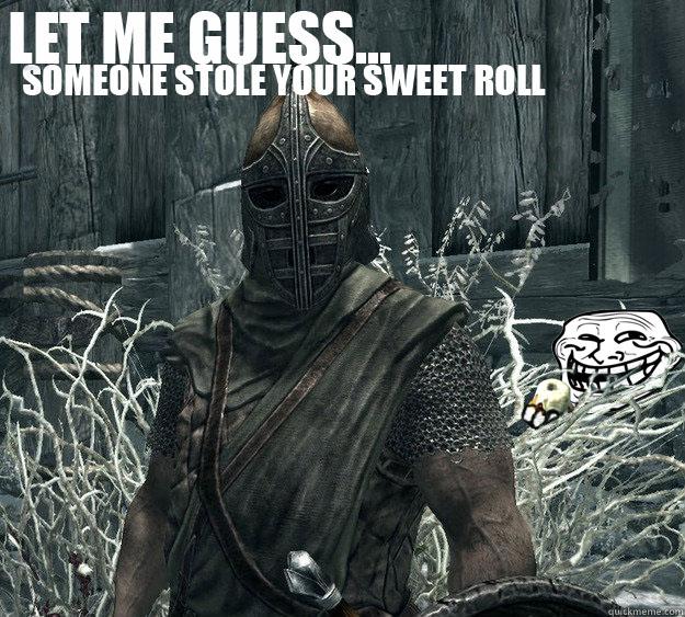 Sweetroll Troll by Minuteman360