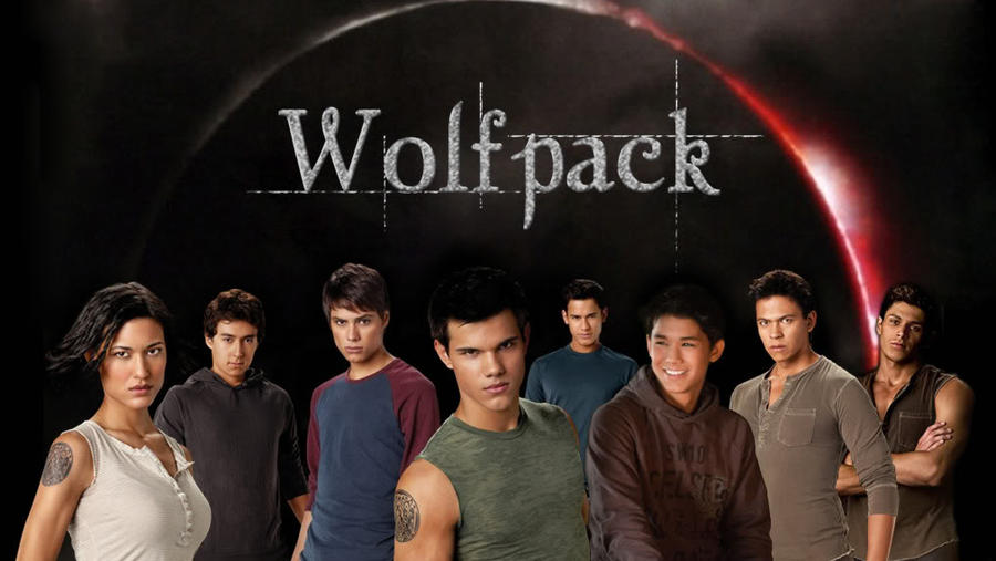 wolf pack by mistake-SS