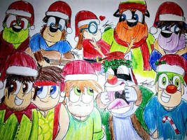 A Christmas Tribute to the Fellow Ones by Africa2000