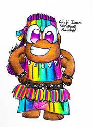 Chibi Imani (Rainbow)