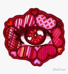 Eye Heart You... by Skull-san
