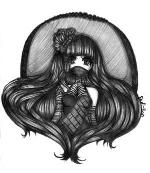 Lady by Skull-san