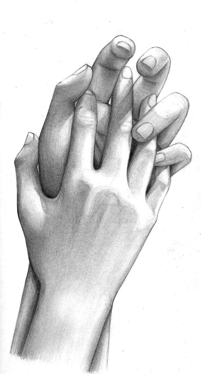 Hand in hand by Elyren