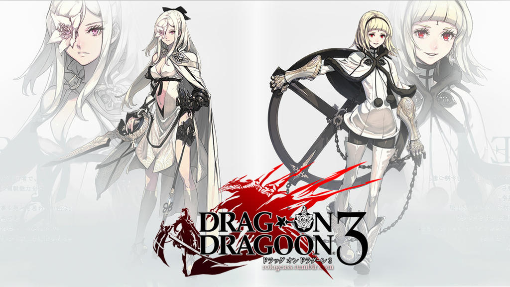 Drag-On Dragoon 3 ( Drakengard 3 ) Wallpaper By