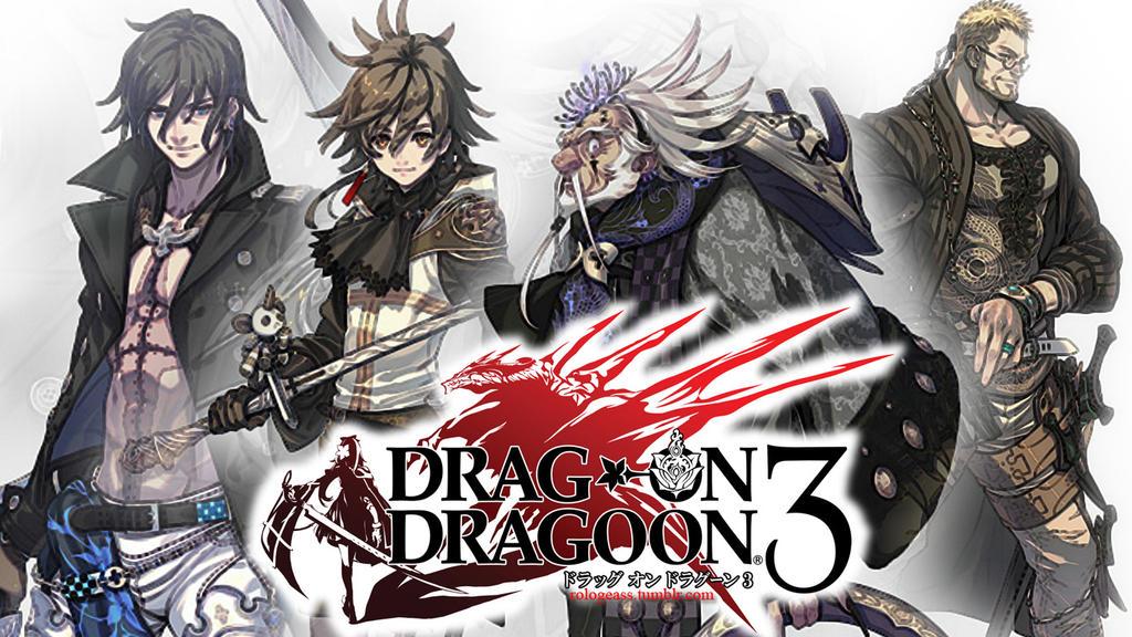 Drag-On Dragoon 3 ( Drakengard 3 ) Wallpaper 2 By