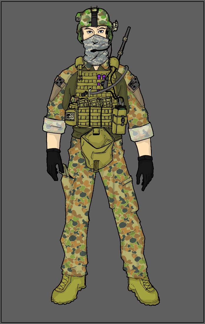 Australian SOTG by pimphand