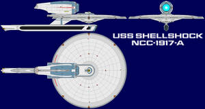 USS Shellshock NCC-1917-A
