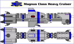 Magnus Class Heavy Cruiser