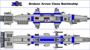 Broken Arrow Class Battleship