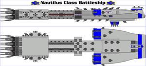 Nautilus Class Battleship