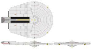 Alliance Class Saucer