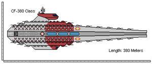 CF-380 Class Star Cruiser