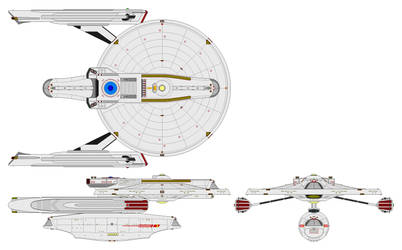 USS Nemo AU by GAT-X139