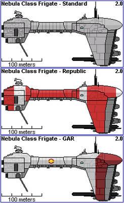 Nebula Class Frigate 2.0