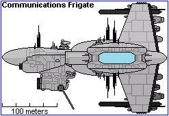 Communications Frigate