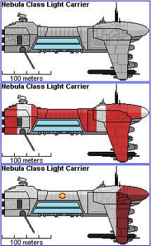 Nebula Class Light Carrier