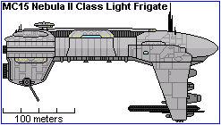 MC15 Nebula II Class Light Frigate