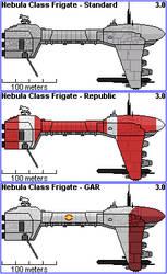 Nebula Class Frigate 3.0