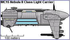 MC15 Nebula II Class Light Carrier