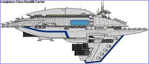 Longlance Class Rendilli Carrier