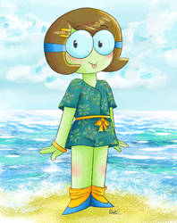 Summer Dendy by Keo56