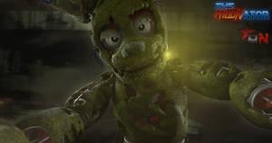 (SpringTrap) Terror in Fazbear's Fright - FNAF SFM