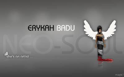 Badu... She's an artist PRT2