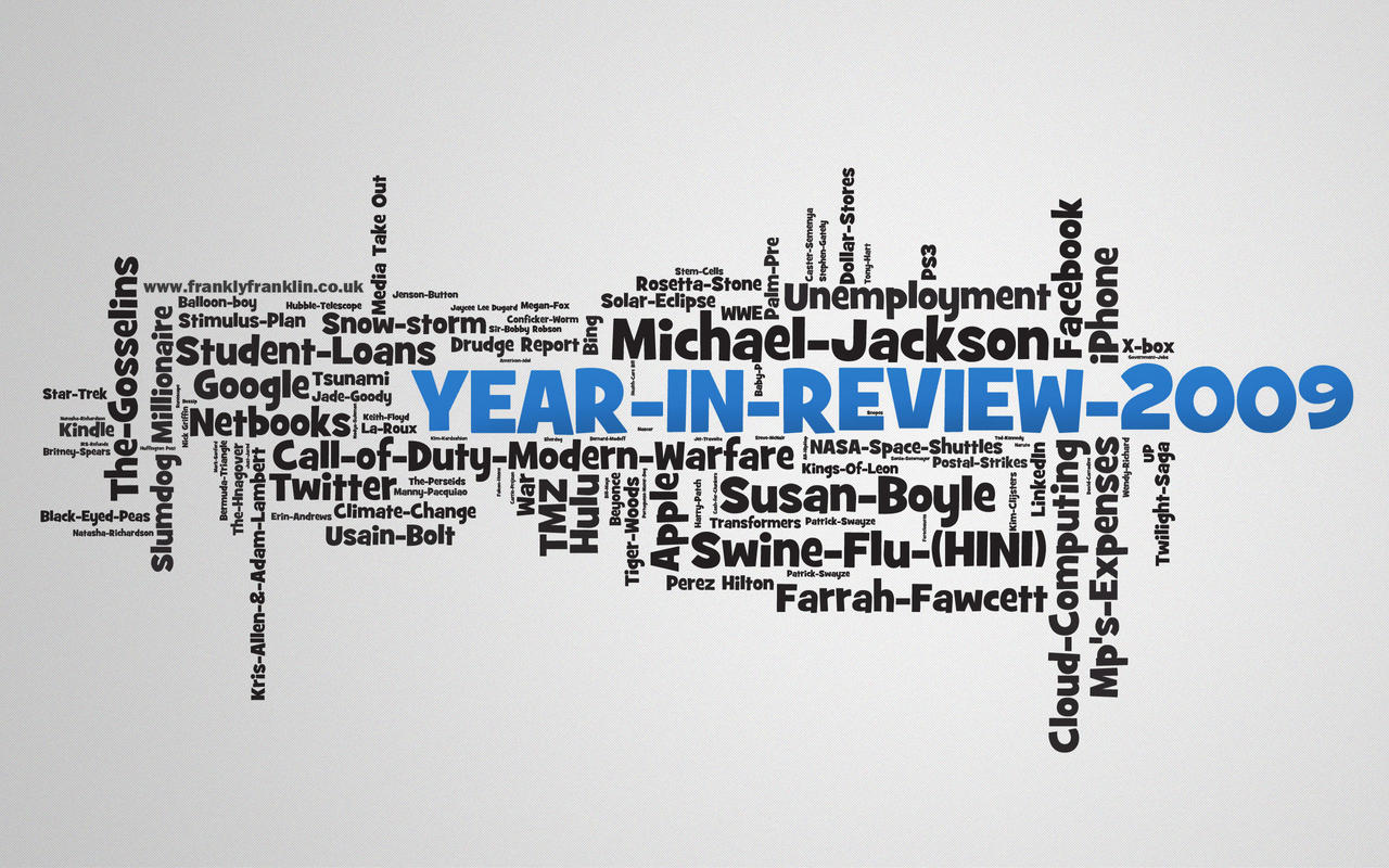 Year In Review 2009