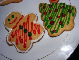 Christmas Cookie 2 by kaleidoscope-stock