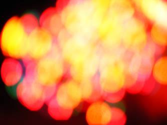 Spotty Lights Texture by kaleidoscope-stock