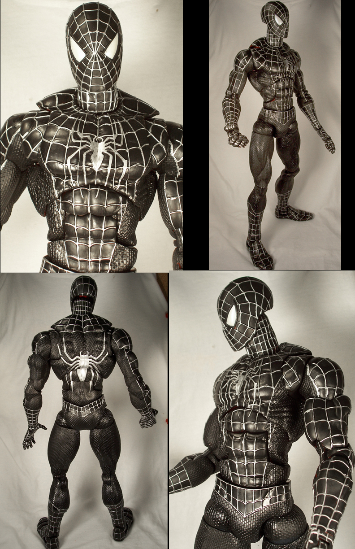 18 Inch Spider Man 2 Toy : Custom inch spider man by wallcrawler on deviantart