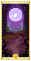 The Moon by janeesper