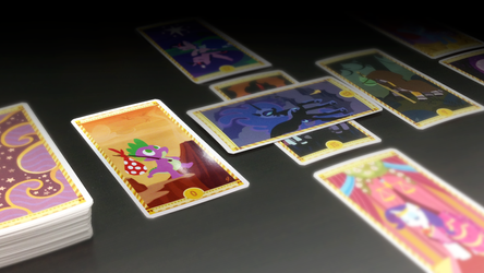 My Little Pony: Friendship is Tarot by janeesper