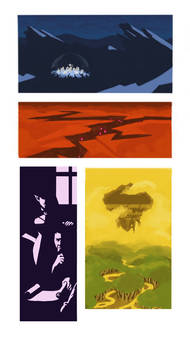Tabletop Campaign Location thumbnails (continued)