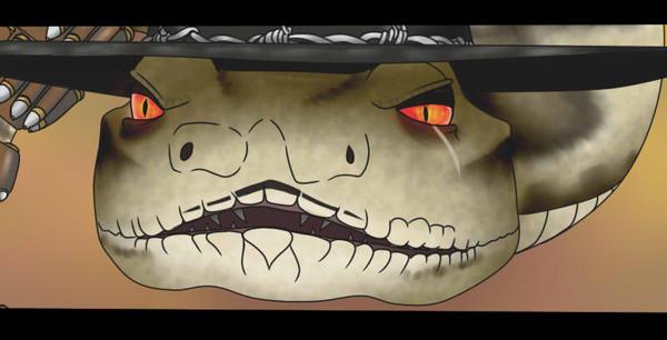 Rattlesnake Jake by No-Face-girl