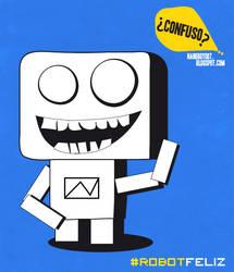 #RobotFeliz
