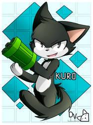 .: KURO-CHAN :. by Devil-Vox