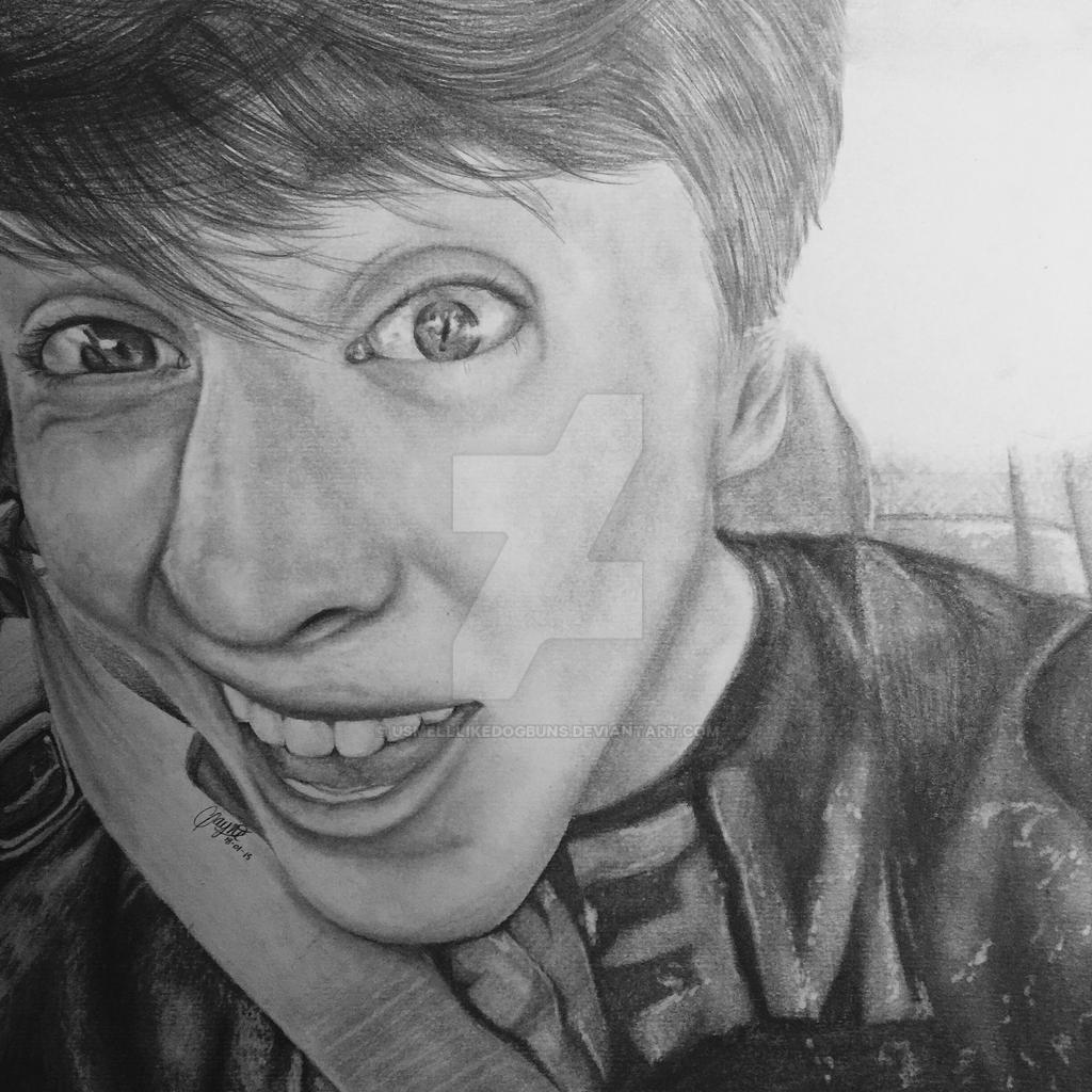 thomas sanders by solobird32 on DeviantArt