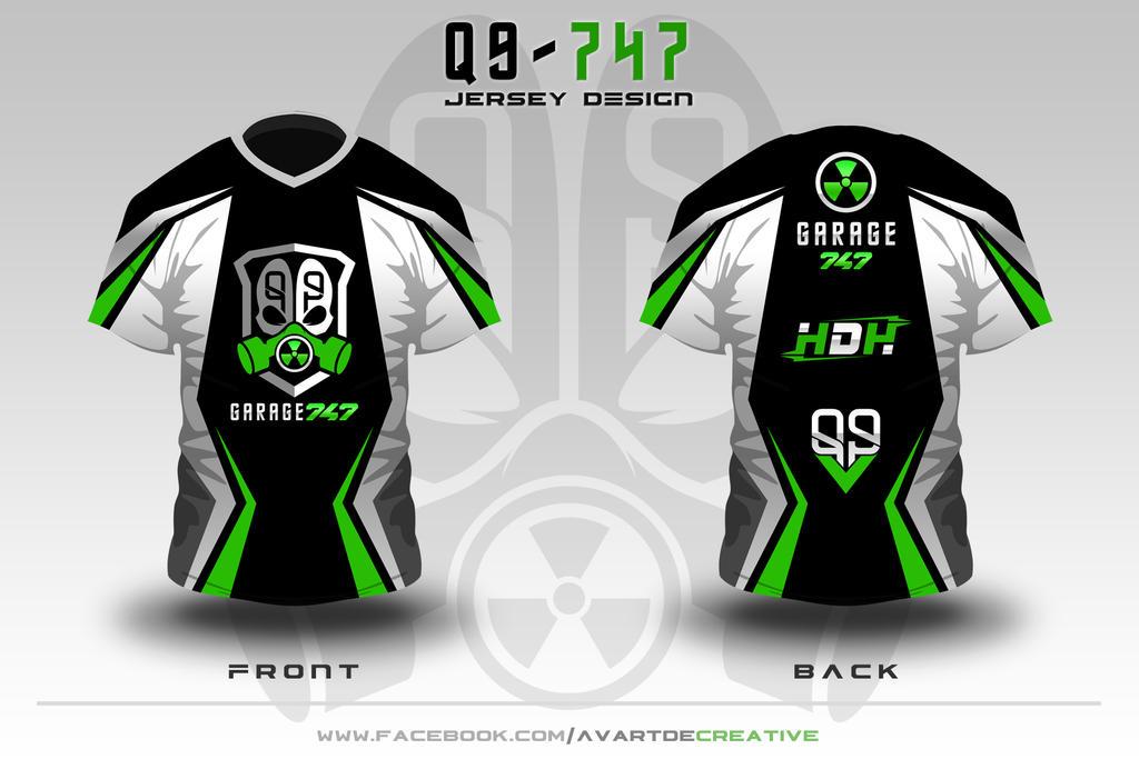 Jersey Design by AvartdeCreative on DeviantArt